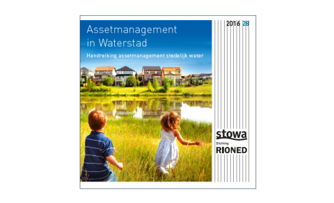 Handreiking assetmanagement in Waterstad