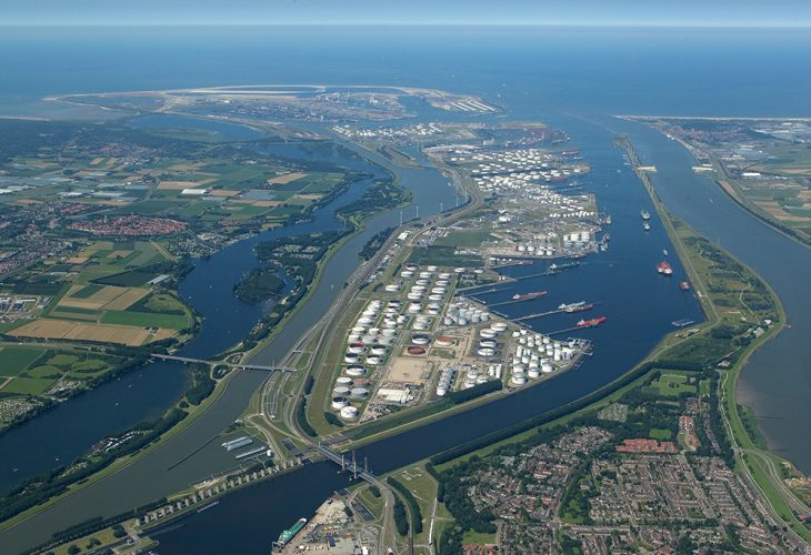 Certificering havenbedrijf Rotterdam