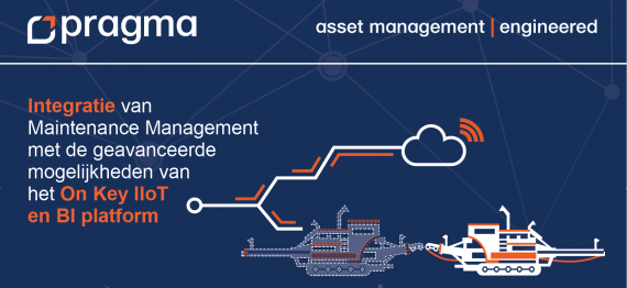 CMS en Pragma samen op de beurs Maintenance Gorinchem