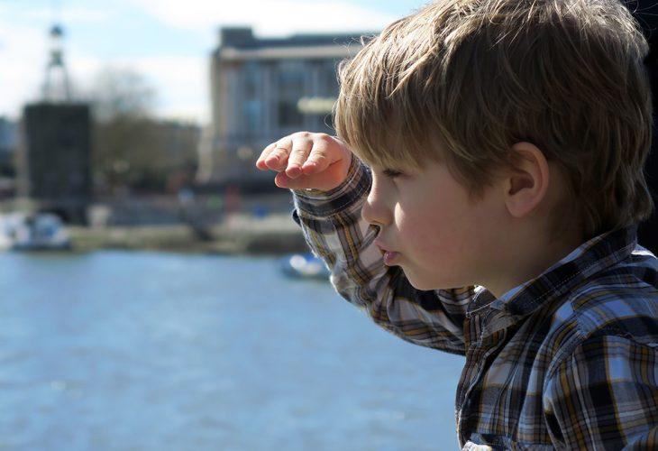 Kind bij haven bij casebeschrijving HHSK over de implementatie van Ultimo