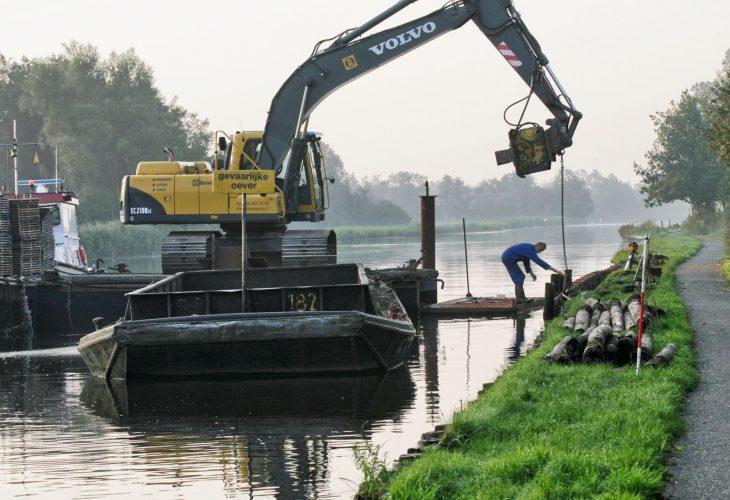 Werkzaamheden Provincie Overijssel