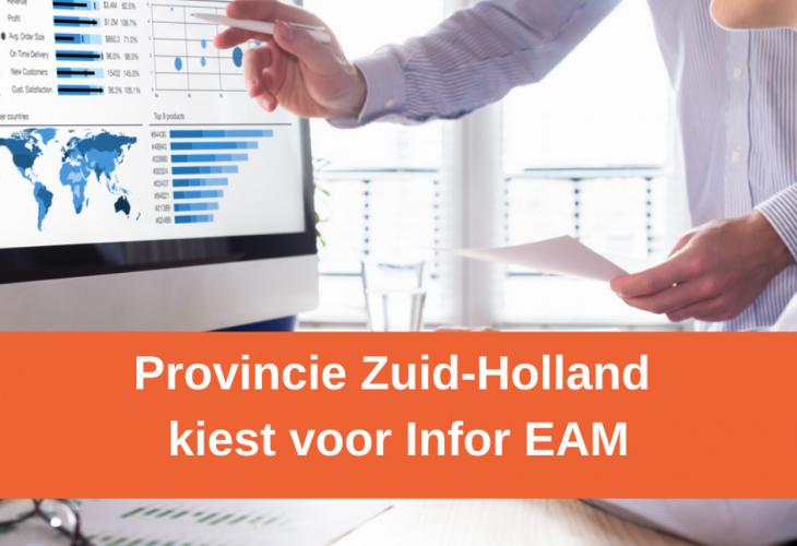 Provincie Zuid-Holland kiest voor Infor