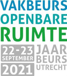 Logo Vakbeurs Openbare Ruimte 2021