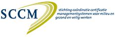 Logo van SCCM, organisator van het webinar over assetmanagement op 19 november om 15.00 uur.